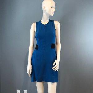 NWOT A.L.C. Blue Dress Size 4